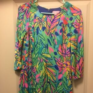 Bright and Light Lilly Pulitzer Shift